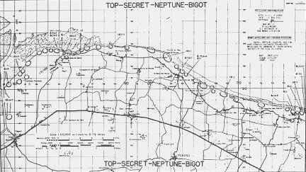 Target location map..Neptune